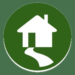 House round icon 1