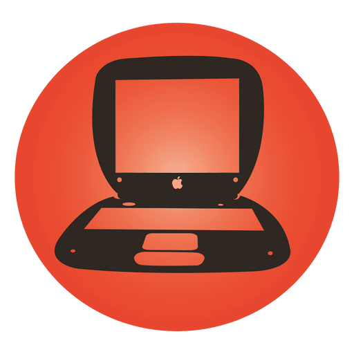 ibook laptop transparent png amp svg vector