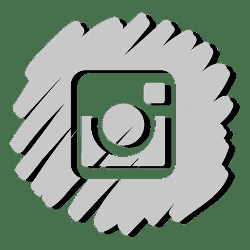 Icono Distorsionado De Instagram Descargar Pngsvg Transparente