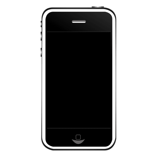 Iphone 2 front Transparent PNG