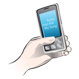 Iphone Hand-Symbol