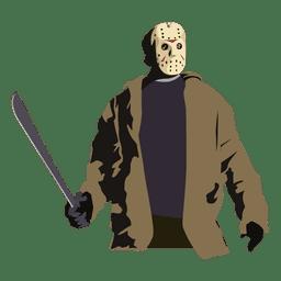 Dibujos animados de Jason 2