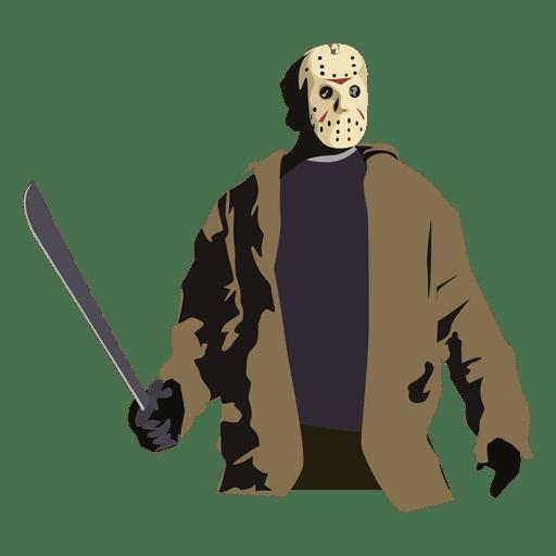 Jason cartoon 2