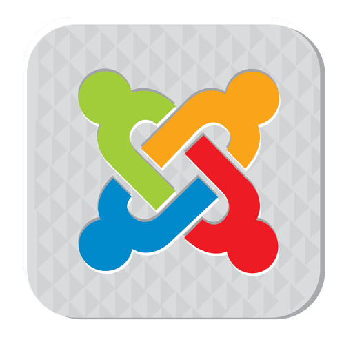 Joomla rubber icon Transparent PNG