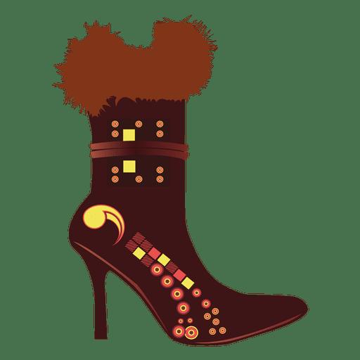 Damenmode Schuh Transparent PNG