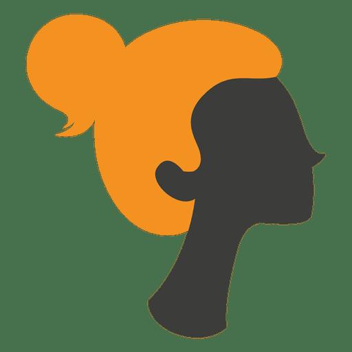 Estilo de corte de cabelo das senhoras 1 Transparent PNG