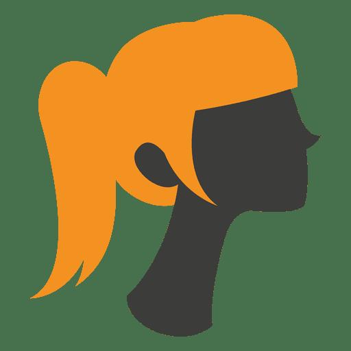 Estilo de corte de cabelo das senhoras 3 Transparent PNG