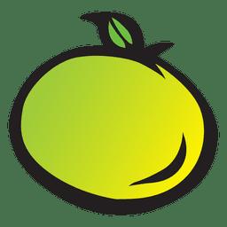 de dibujos animados de limón