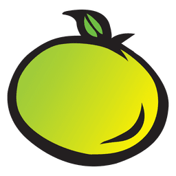 desenhos animados de limão
