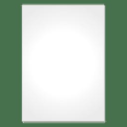 Papel timbrado em branco