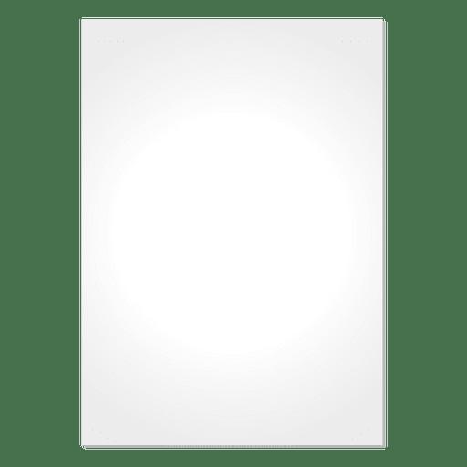 Membrete en blanco Transparent PNG
