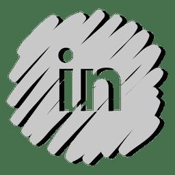 Icono cuadrado de Linkedin - Descargar PNG/SVG transparente