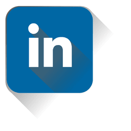 LinkedIn Quadrat Symbol