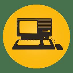 Computadora lisa mac