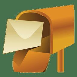 Ícone de caixa de correio