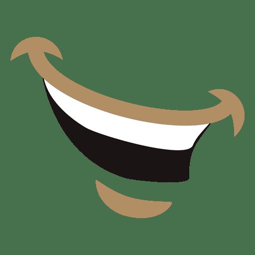 Männliche Lächeln Lippen Transparent PNG