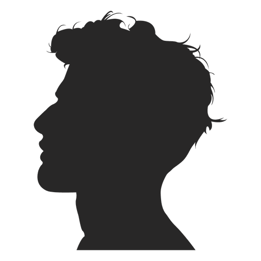 Man profile avatar Transparent PNG