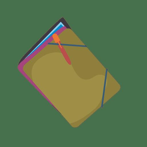 Arquivo de pasta médica Transparent PNG