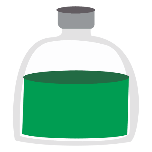 Frasco de medicina Transparent PNG