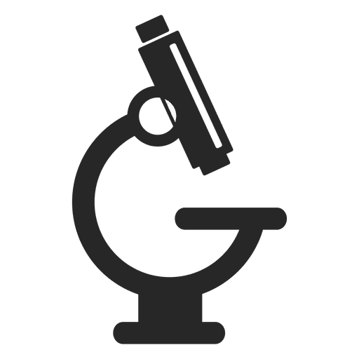 Microscope icon Transparent PNG