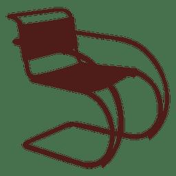 Mies van der rohe cadeira 1927