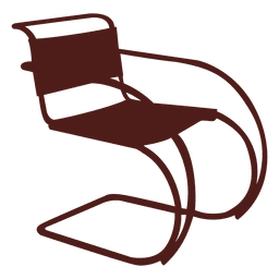 Mies van der rohe chair 1927