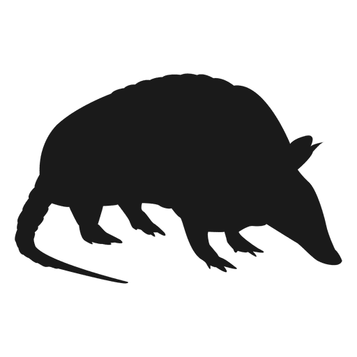 Mouse silhouette Transparent PNG
