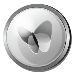 Icono de plata MSN
