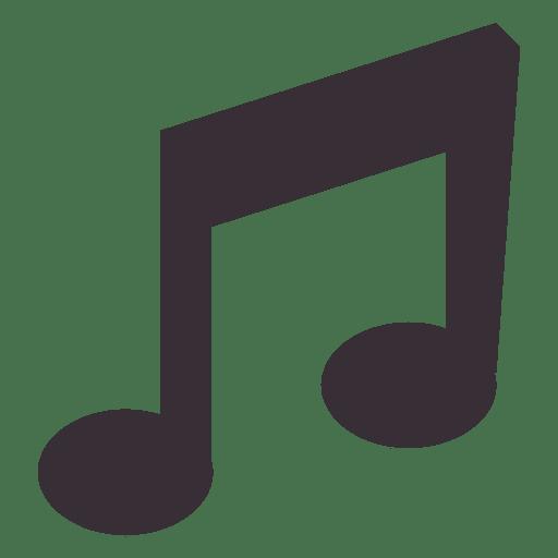 Musiknote Zeichen Transparent PNG