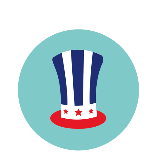 Native hat round icon Transparent PNG
