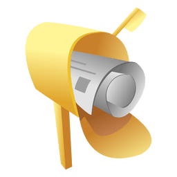 Newspaper box icon