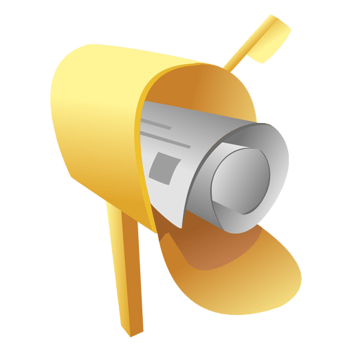 Newspaper box icon Transparent PNG