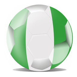 Nigeria football flag