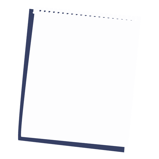 Maqueta de cuaderno Transparent PNG