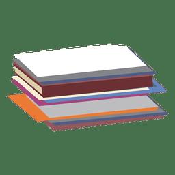 Notebooks cartoon