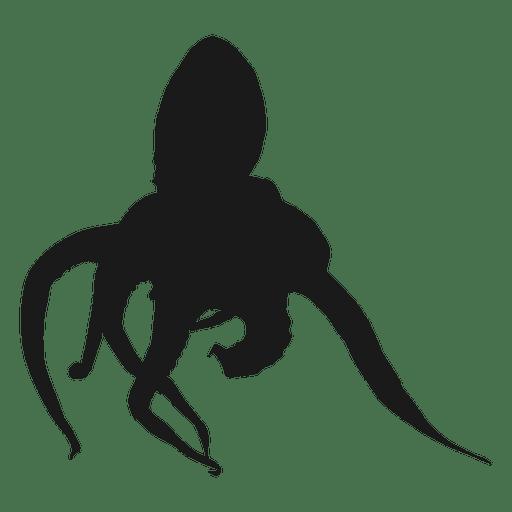 Silhueta de polvo Transparent PNG
