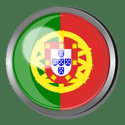 Insignia de la bandera de portugal