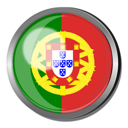 Portugal flag badge