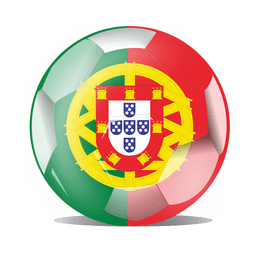 Portugal football flag