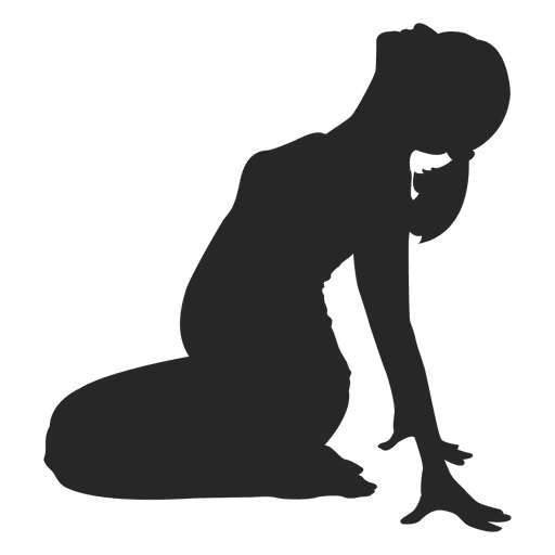 Pregnant lady sitting 6 Transparent PNG