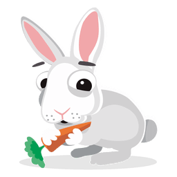 desenhos animados do coelho