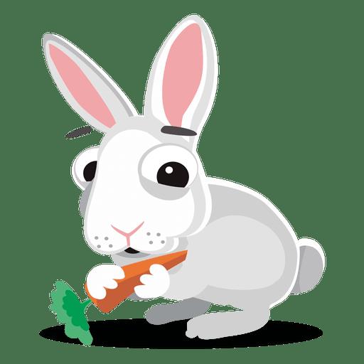 Dibujos animados de conejo