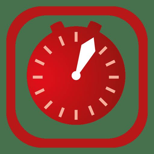 Botón rojo de alarma Transparent PNG