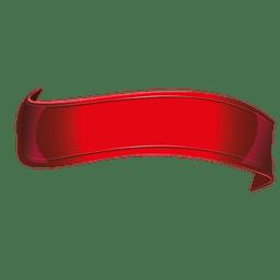 Ola de cinta roja