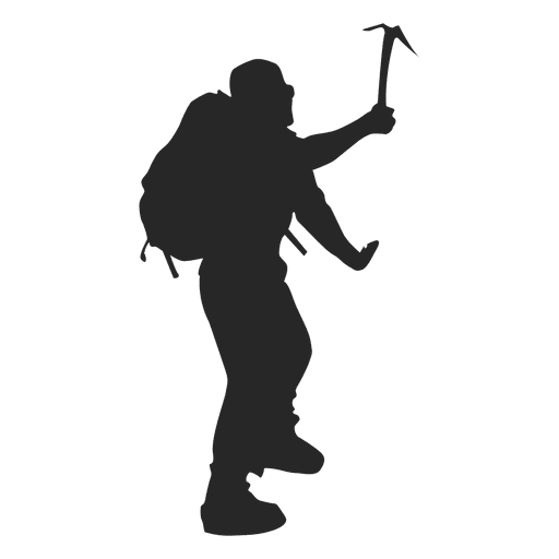 Rock climber Transparent PNG
