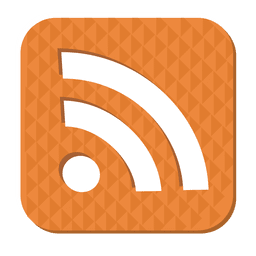 Rss rubber icon