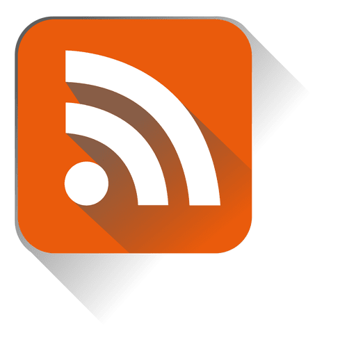 Rss squared icon Transparent PNG