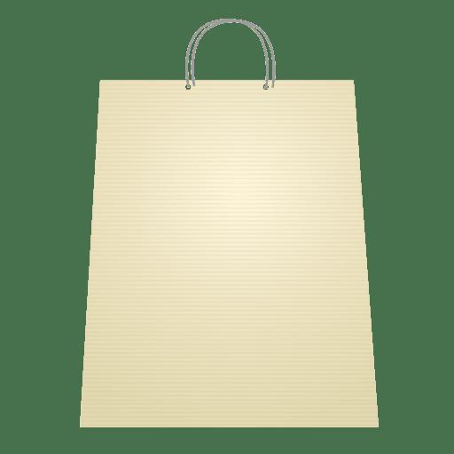 Shopping bag mockup 3 Transparent PNG