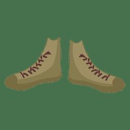 Sneakers cartoon 1