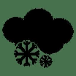 Icono nevado